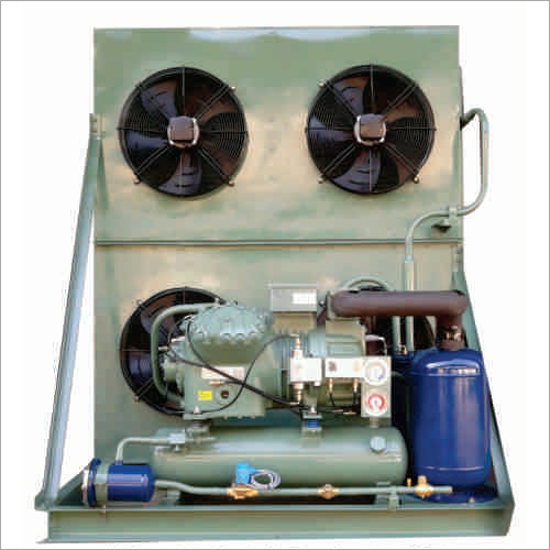 4 Fan Air Cooled Condensing Unit