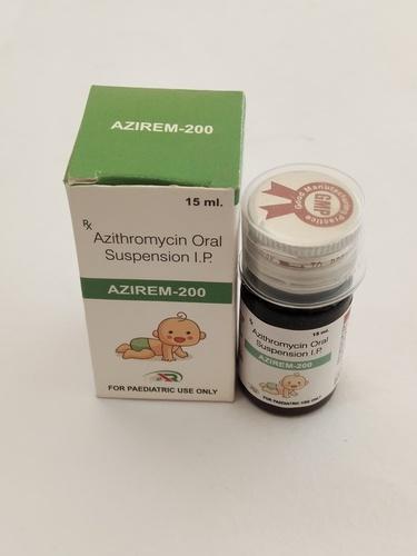 AZITHROMYCIN 200mg