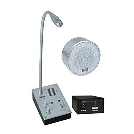 CCS-2300 Ahuja Counter Communication System