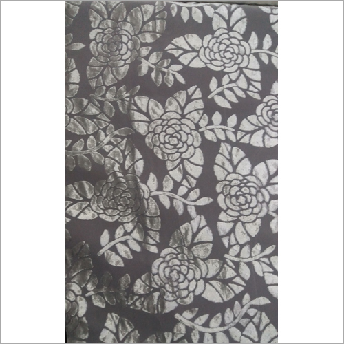 Dyable Burnout Velvet Fabric