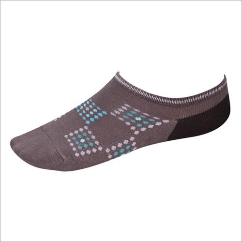 Mens Printed Loafer Socks