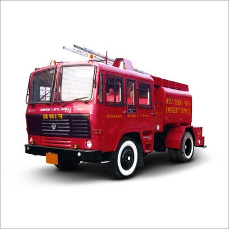 Fire Vehicle Fabrication