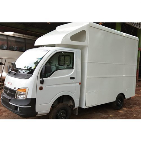 Closed Van Body Fabrication