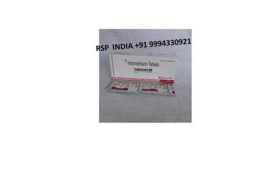 INDOCROM 50MG TABLETS