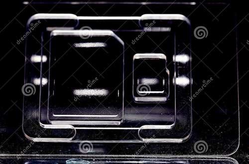 mobile chip blister