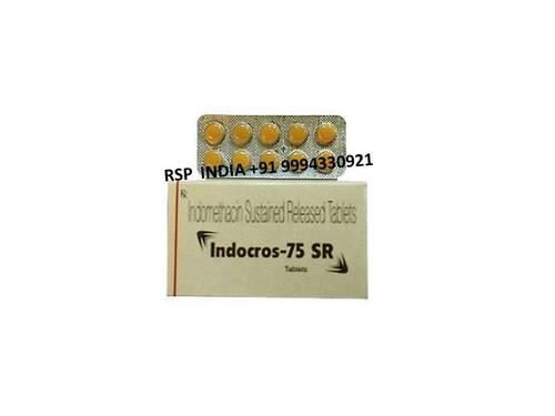 INDOCROS 75 SR TABLETS