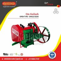 Sugar cane crusher machine om Kailash sugarcane juicer