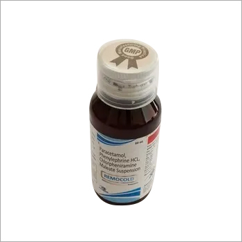 Paediatric Anti cold syrup