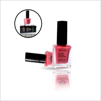 10 ml Coral Ayurda - Toxic Free Pink Nail Polish