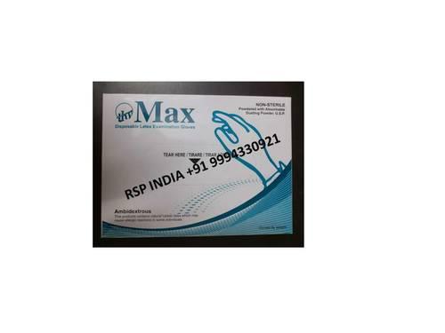 Max Latex Examination Gloves