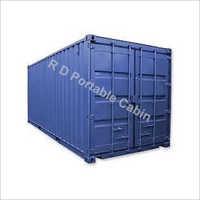 Used Marine Container