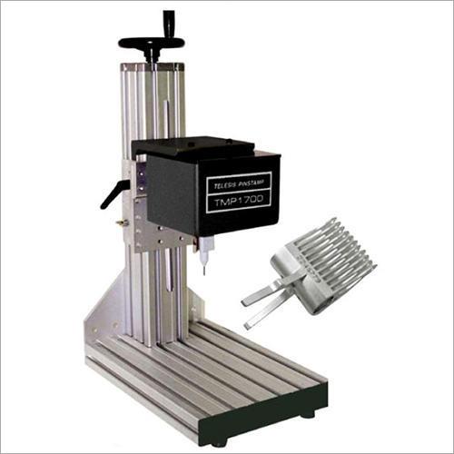 TMP 1700 Pneumatic Dot Pin Marking Machine