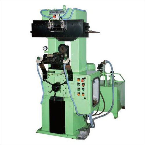 1500 RPM Hydraulic Roll Marking Machine