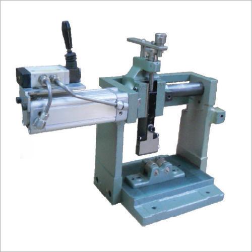 Pneumatically Operated Roll Marking Machine