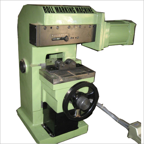 RP50 Pneumatic Roll Marking Machine