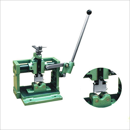 Hand Operated Roll Marking Machine