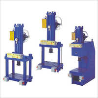 Bradma Hydraulic And Pneumatic Press