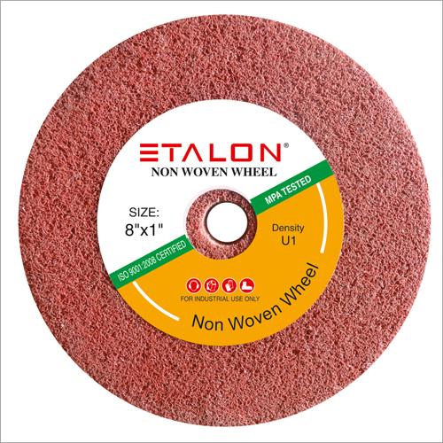 8x1 inch Non Woven Wheel