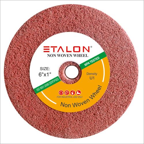 6x1 inch Non Woven Wheel