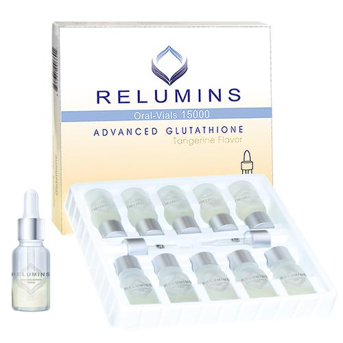 RELUMINS 15000MG ADVANCED ORAL GLUTATHIONE