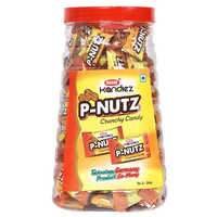 P-Nutz Candy Jar
