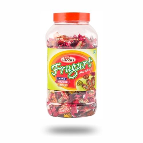 Mahak Kandiez- Frugurt Chew Toffee Jar (200 pcs)