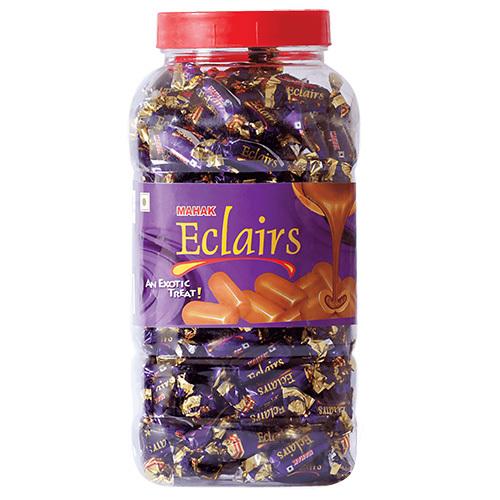 Mahak Kandiez- Eclairs Jar (200 pcs)