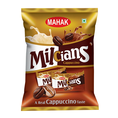 Mahak Kandiez- Milcians Cappuccino Pouch (50 pcs)