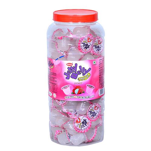 Mahak Kandiez- Lychee Cup Jar (110 Pcs)