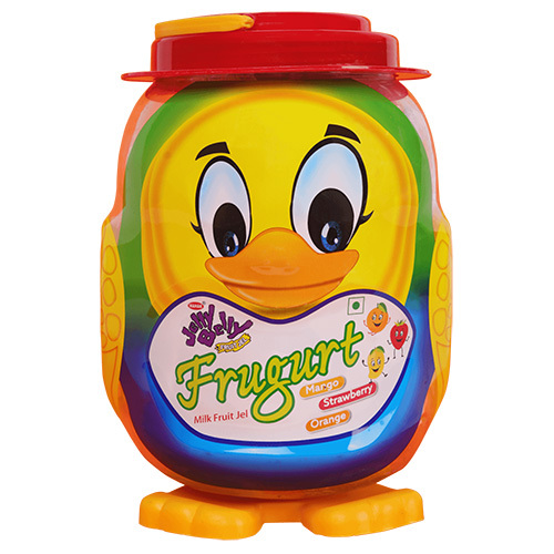 Frugurt Milk Fruit Jel (Duck)