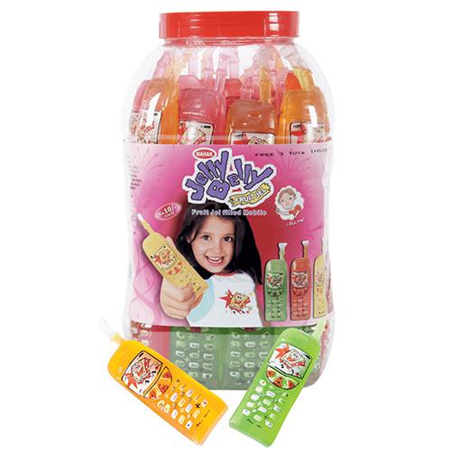Mahak Kandiez- Fruit Jel Filled Mobile (39 pcs)