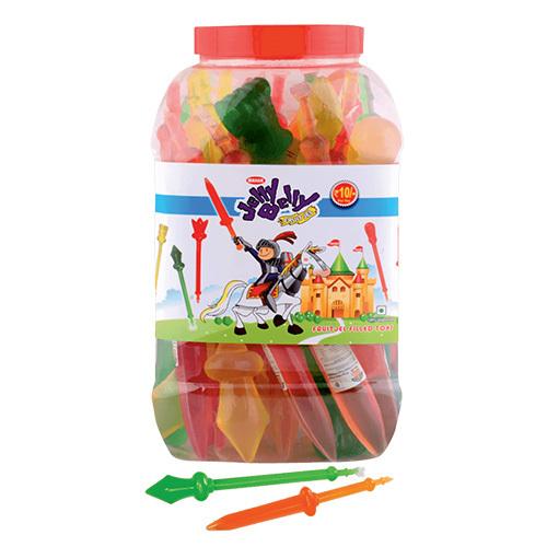 Mahak Kandiez- Fruit Jel Armoury Toys (28 Pcs)