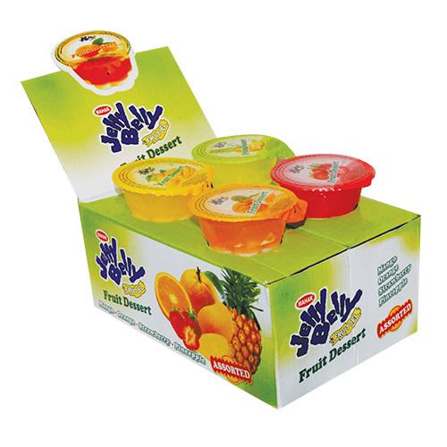 Mahak Kandiez- Fruit Dessert Box (12 Pcs)