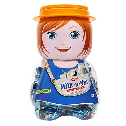 Milk-N-Nut (Coconut) Doll Jar