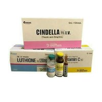 CINDELLA  1200MG GLUTATHIONE INJECTIONS