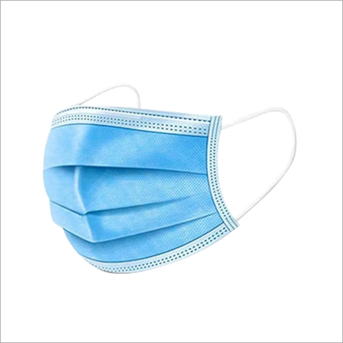 3 Ply Mask with Nose Pin