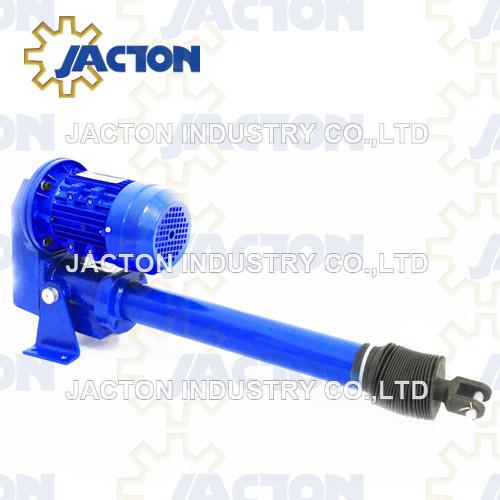 630kgf Heavy Duty Linear Actuators Electric Rod Actuators Vs. Hydraulic Cylinders