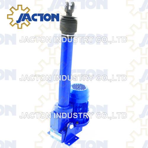 Electromechanical Linear Actuator 8000kgf Electric Actuators Vs. Pneumatic Cylinders