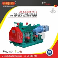 Heavy Duty Sugar Cane Crushing Machine