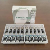 BIOME G -ALPHA WHITENING ESSENTIAL GLUTATHIONE INJECTIONS