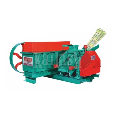 Sugar cane crusher machine for heavy jaggery & mini jaggery plant with 30 Ton per day crushing capacity