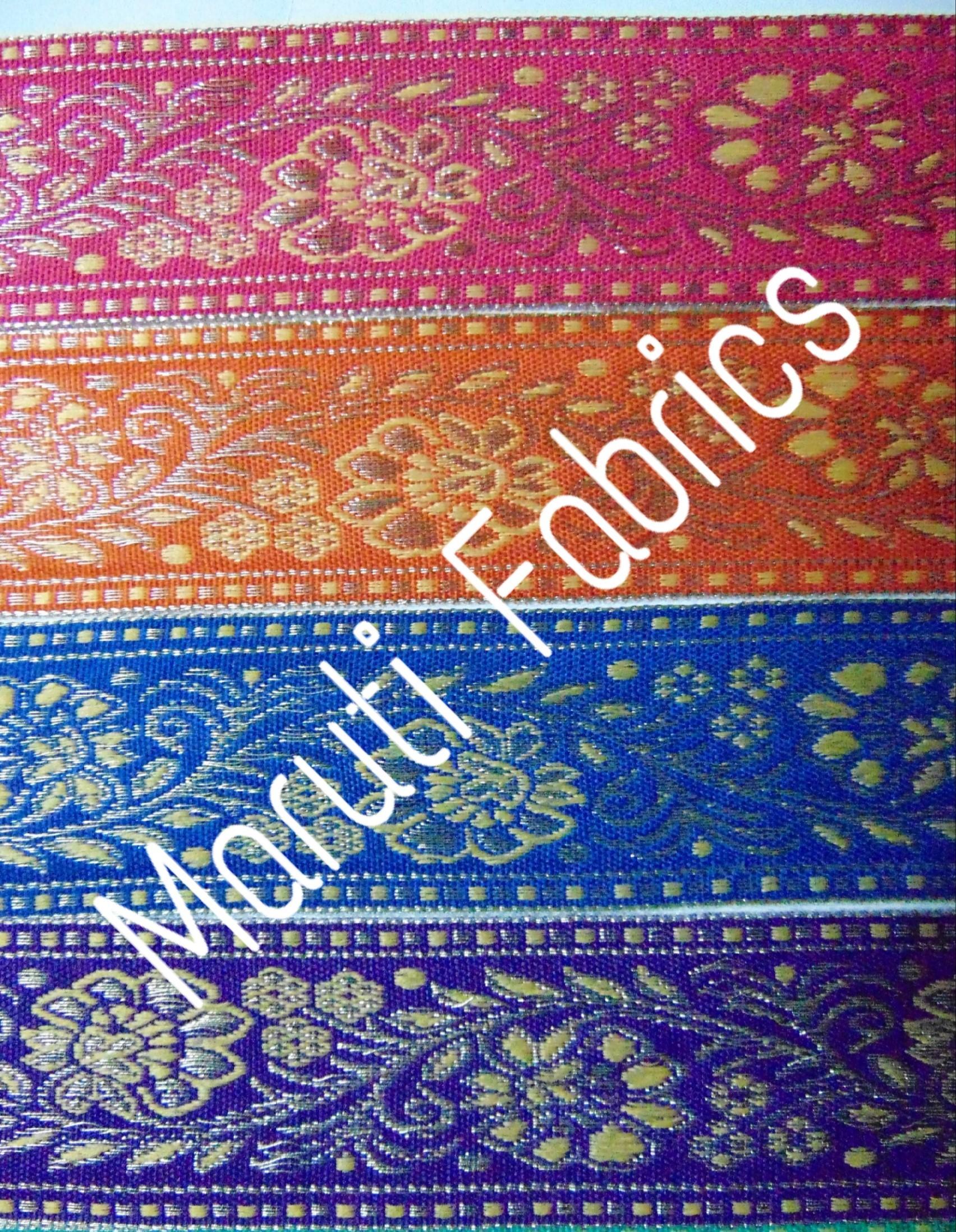 Jacquard fancy lace