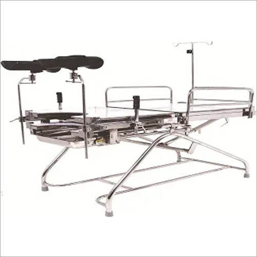 OBSTETRIC DELIVERY TABLES TELESCOPIC (FIXED HEIGHT)