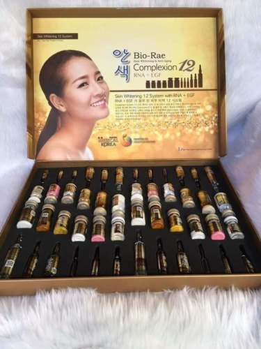 BIO RAE COMPLEXION 12 GLUTATHIONE INJECTIONS