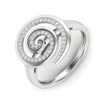92.5 Silver Princess Shape Stone