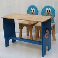 Classroom Desk & Bench