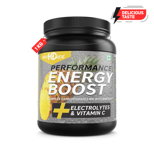 1 Kg Pineapple Energy Boost Powder