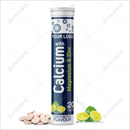 Calcium With Magnesium and Zinc Tablet