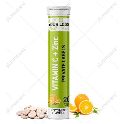 Vitamin C Zinc Tablet