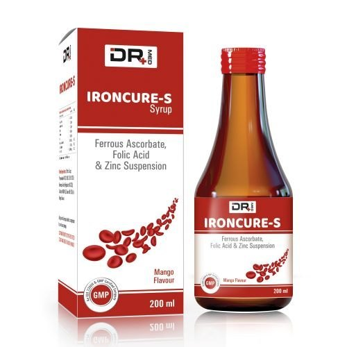 Ironcure-S Syrup